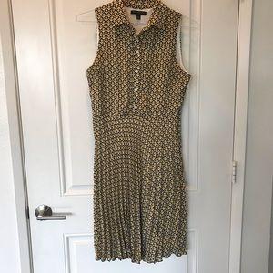 Banana Republic Fully-Lined Dress